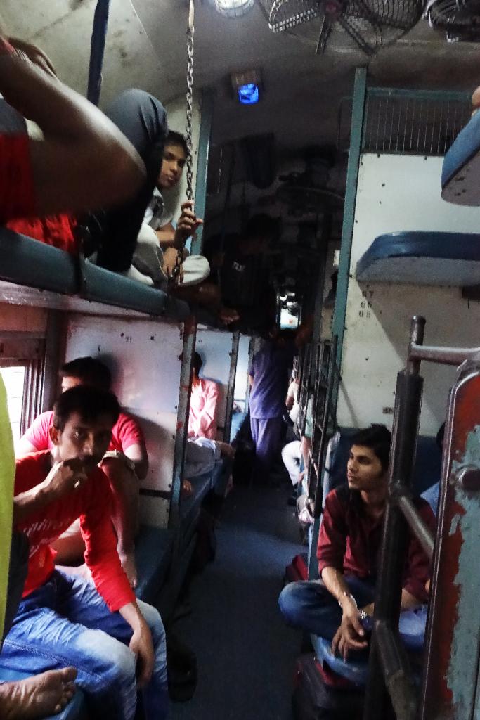Coromandel Express train India