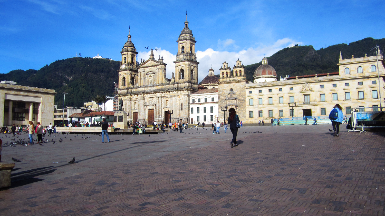 Bogota cathedral primada Colombie