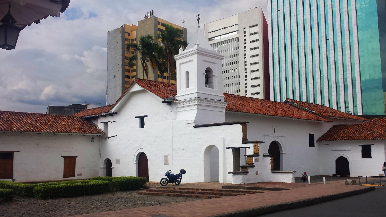 Complejo religioso La Merced Cali Colombia