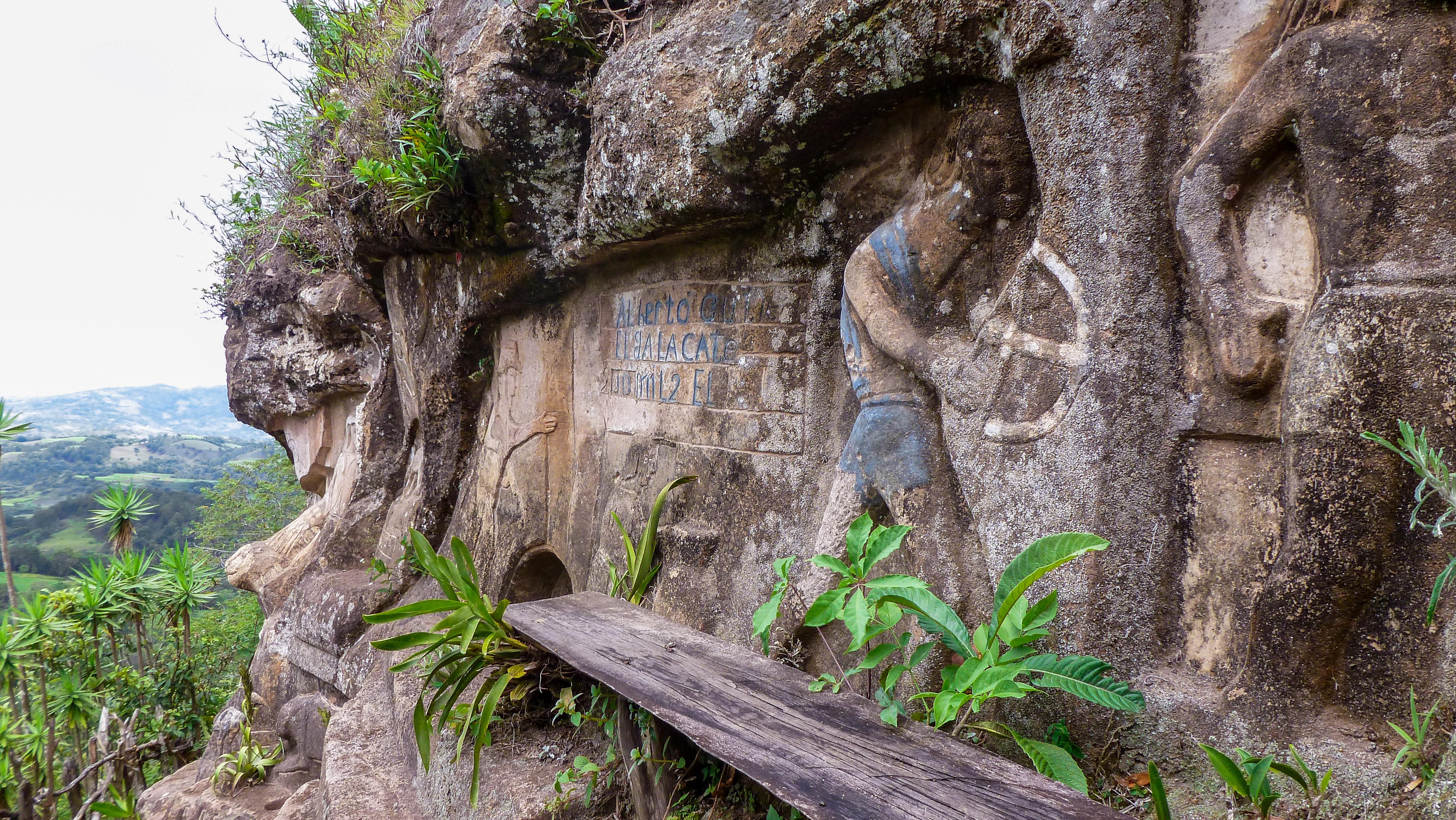 Garnacha Tisey Nicaragua