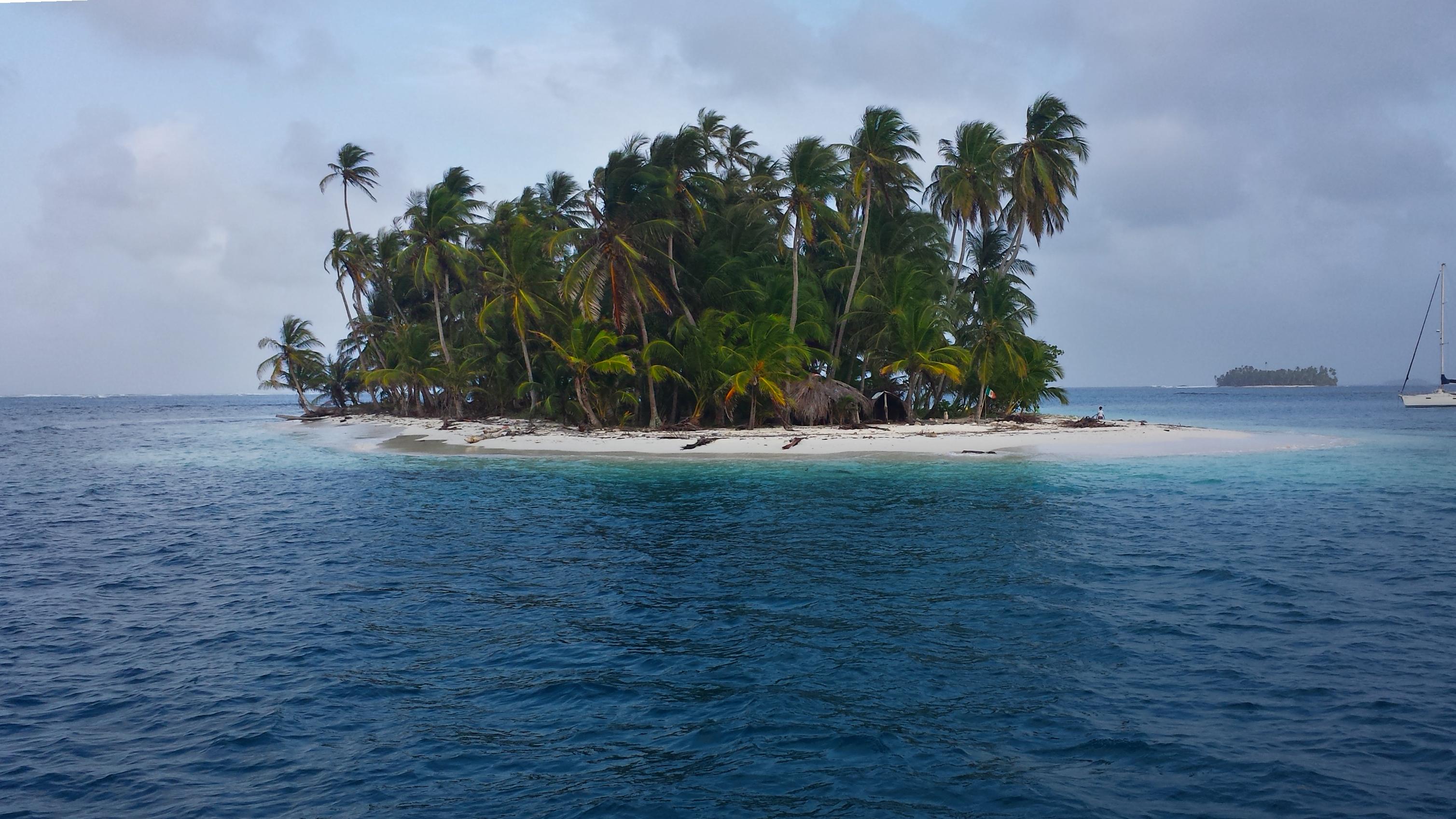 San Blas islands Panama Colombia
