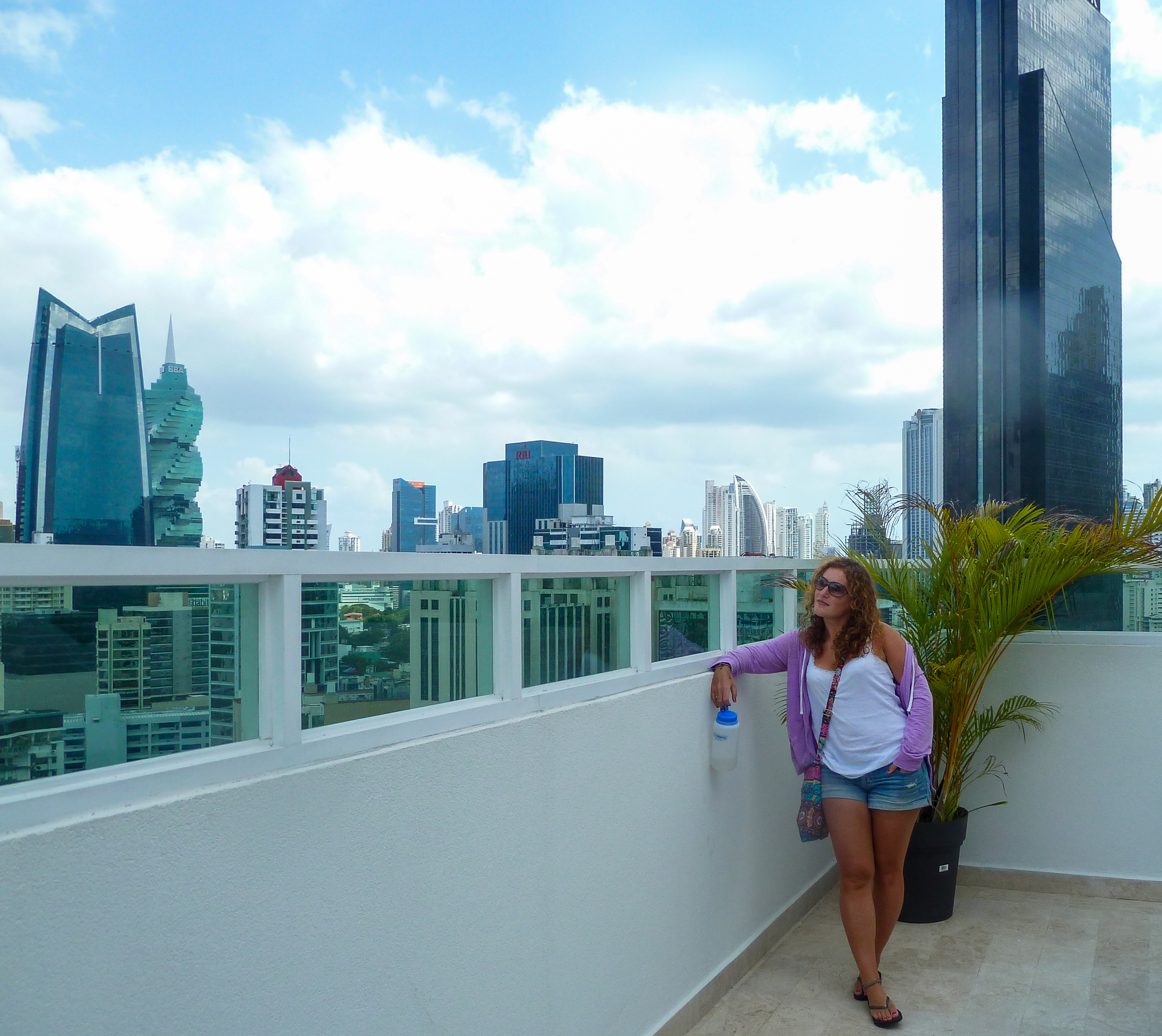 panama city terrasse