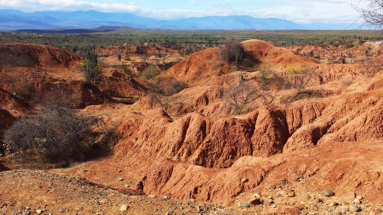 Desert Tatacoa Colombie