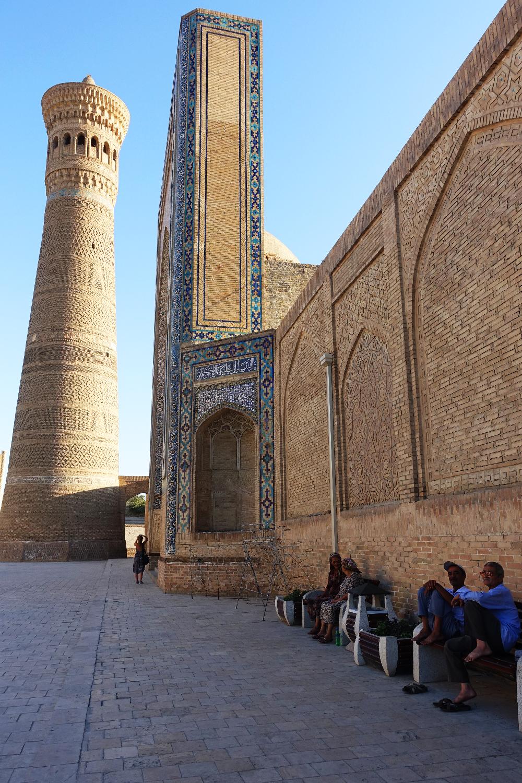 Po-i-Kalyan Mosque Boukhara Uzbekistan