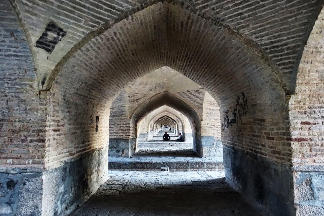 Isfahan pont Iran