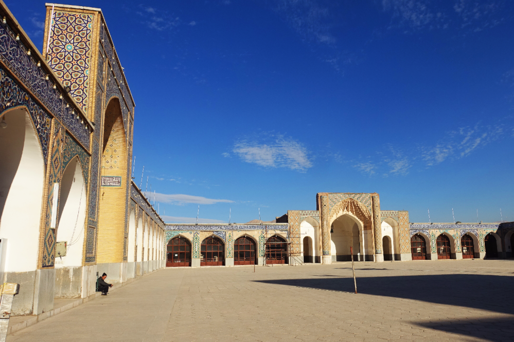 Kerman mosque Iran