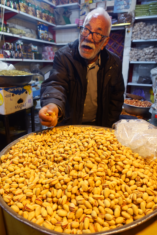 Kerman pistaches Iran