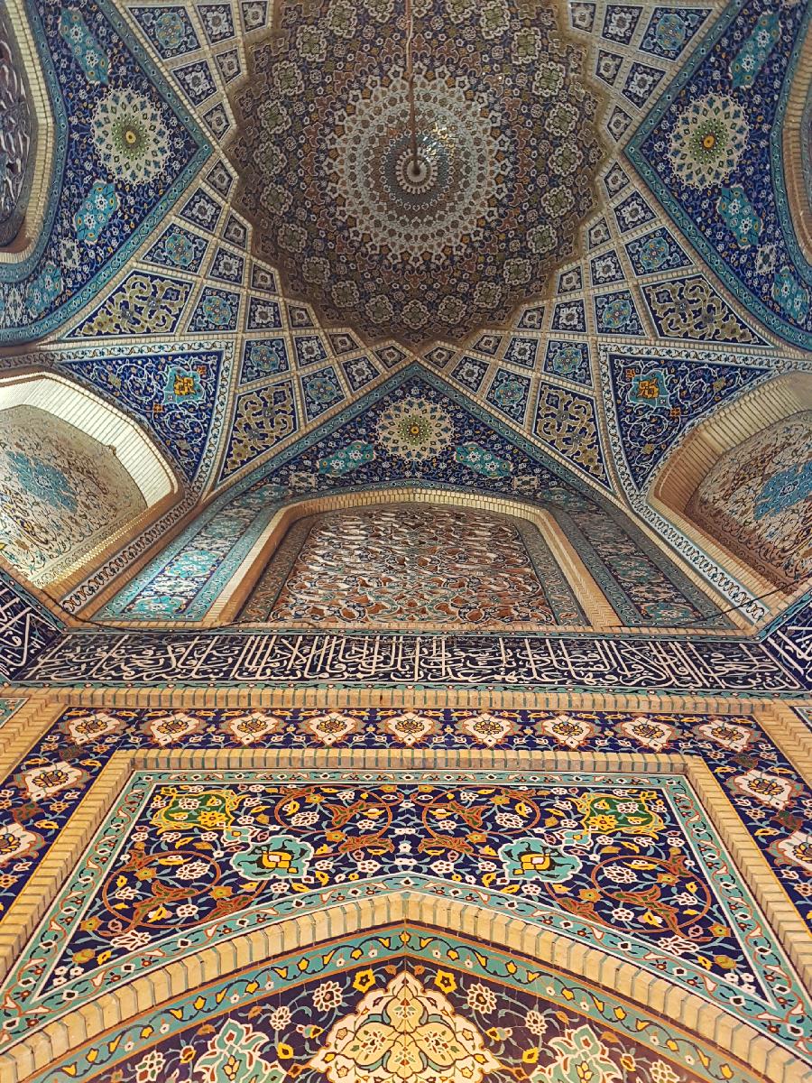 Chiraz Iran Mosquee Shah Cheragh