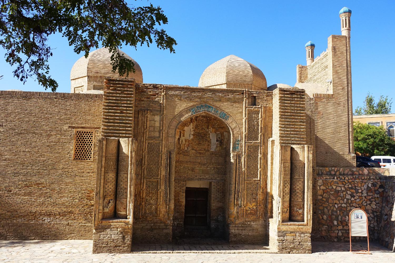 boukhara magoki attor mosque Uzbekistan