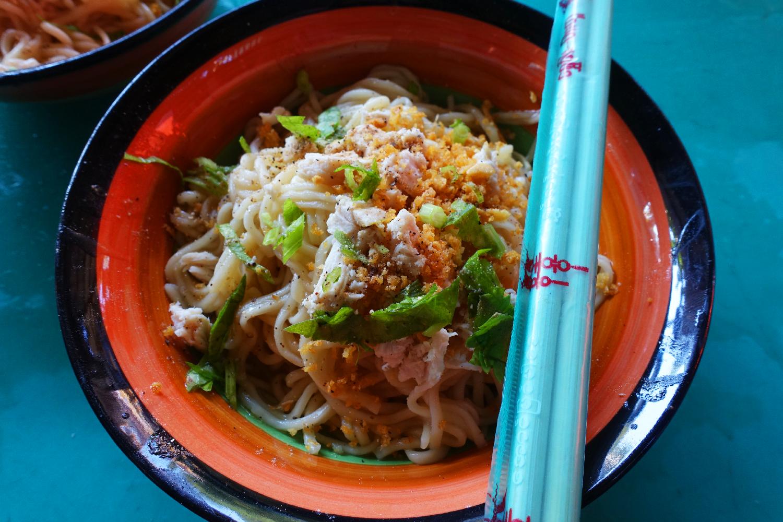 dawei shan noodles Myanmar