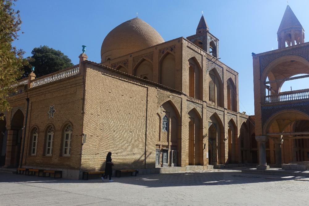 ispahan eglise st joseph Iran