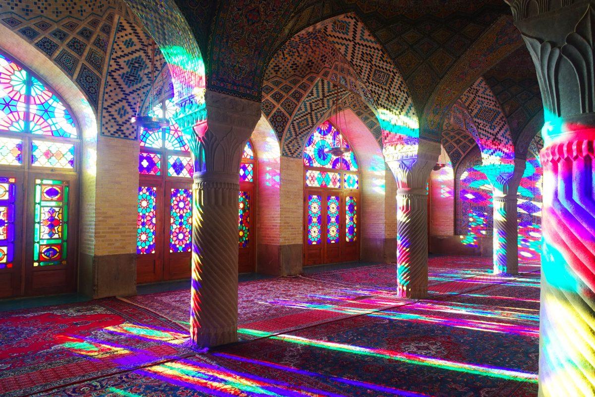 Shiraz Nasir Al Molk Iran