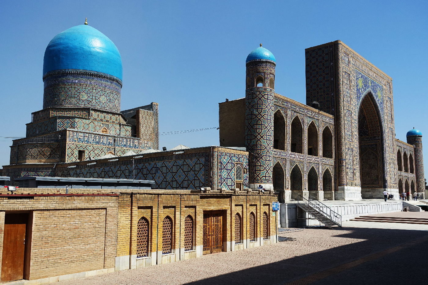 Samarcande Registan Uzbekistan