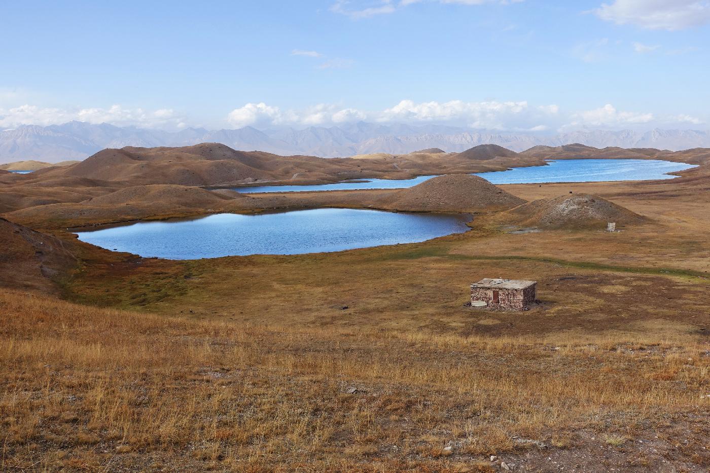 Sary Mogol Khirghizstan
