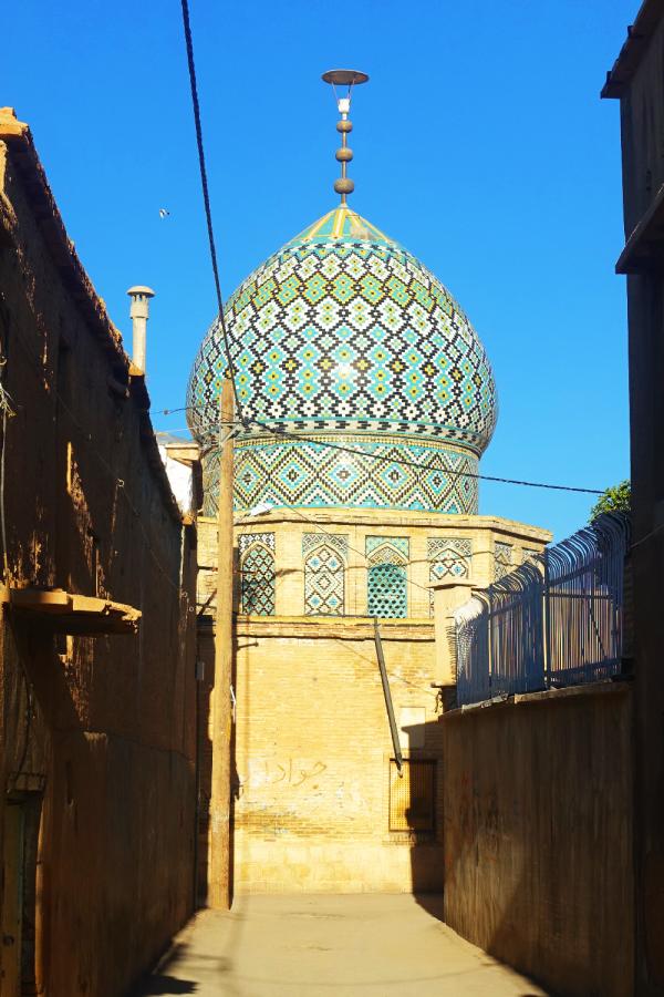 Shiraz mosquee Iran
