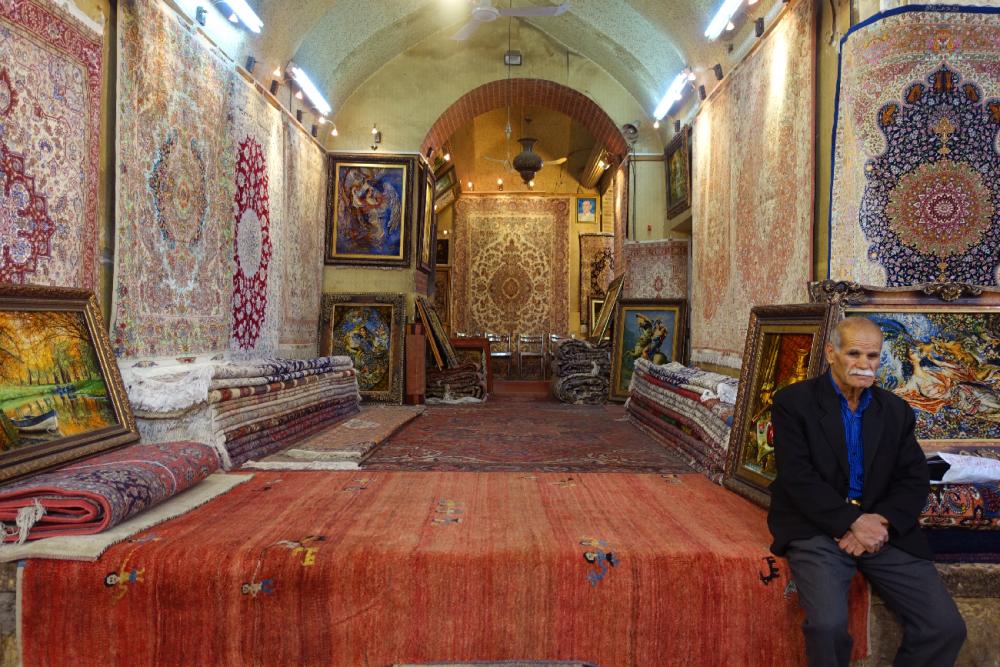 Shiraz tapis Iran