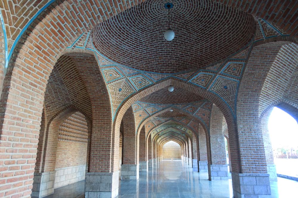 Tabriz Mosque Iran