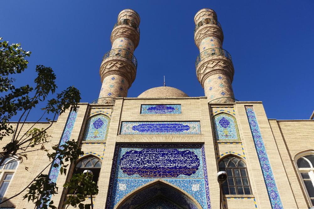 Shiraz Mosque Iran