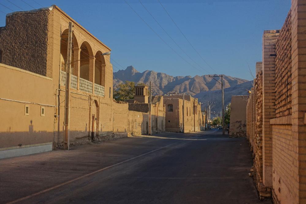Yazd Taft Iran
