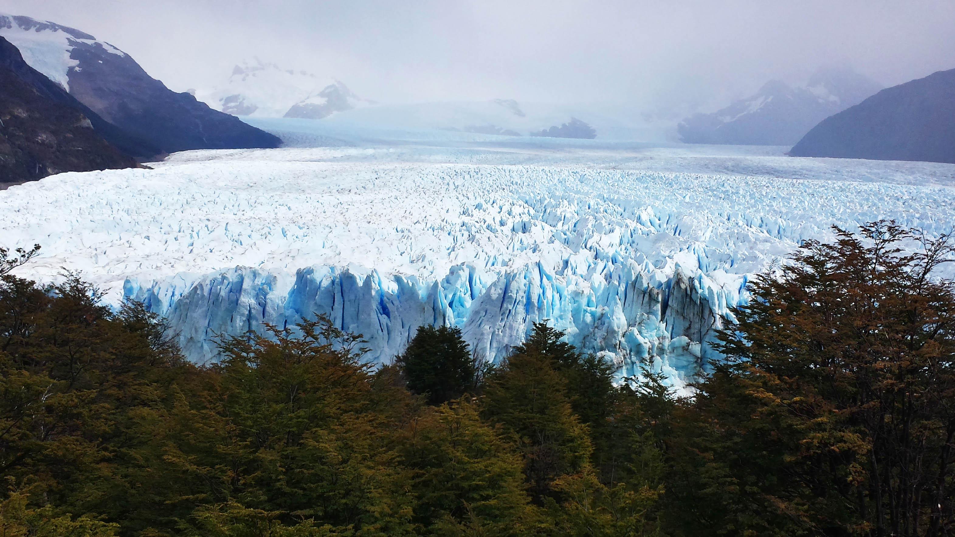 Perito Moreno Calafate Argentine