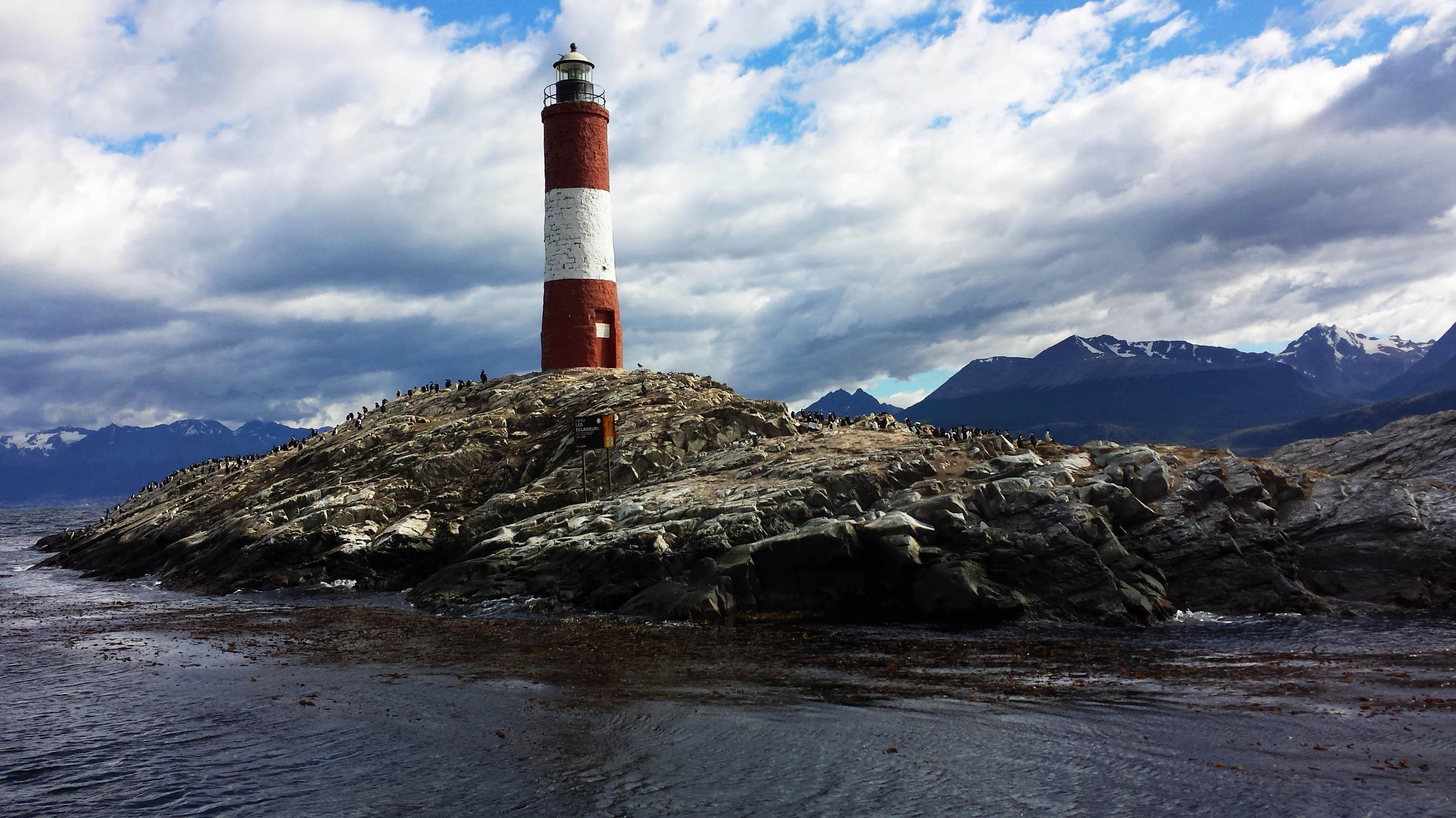 phare Ushuaia argentine